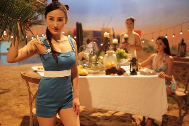 "Yang Fudong ""The Coloured Sky: New Women II"""