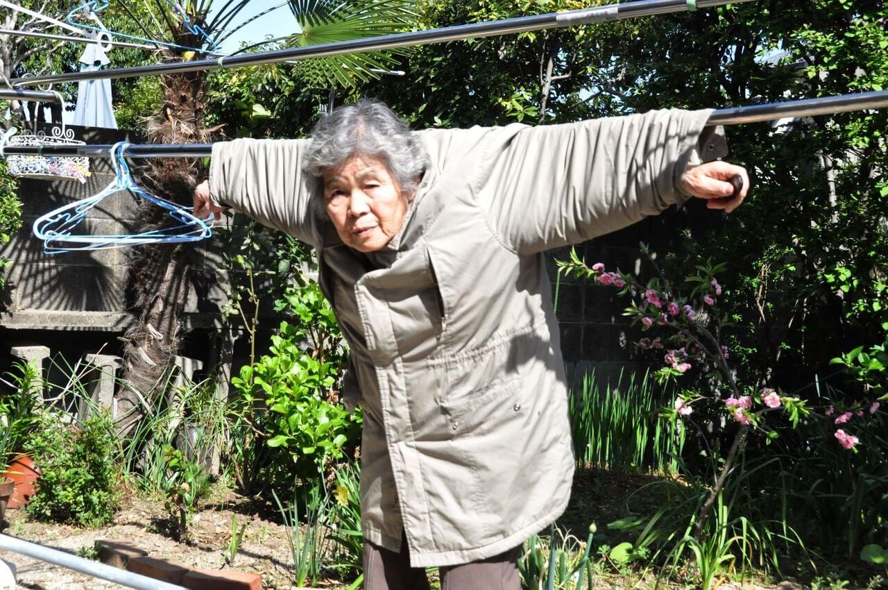 西本喜美子写真展「遊ぼかね」