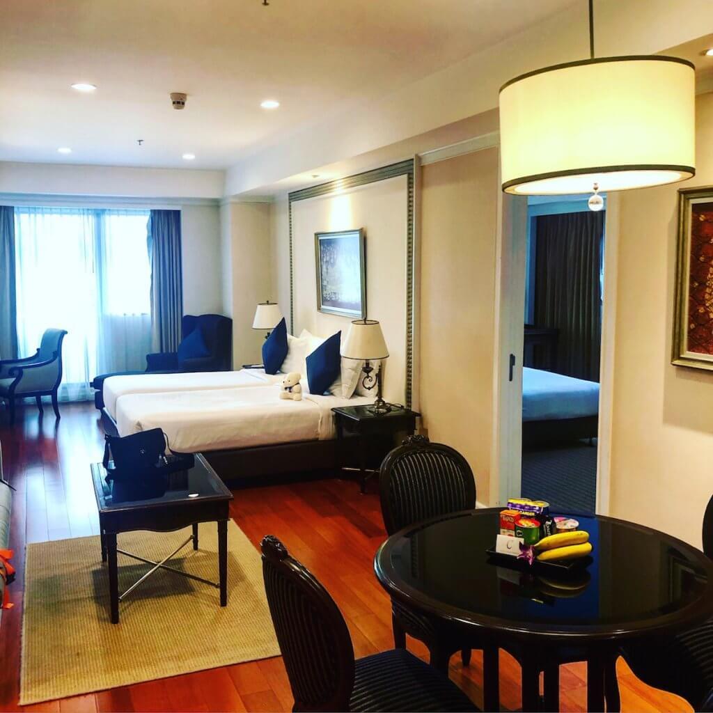 タイ旅行レポートホテルイメージ