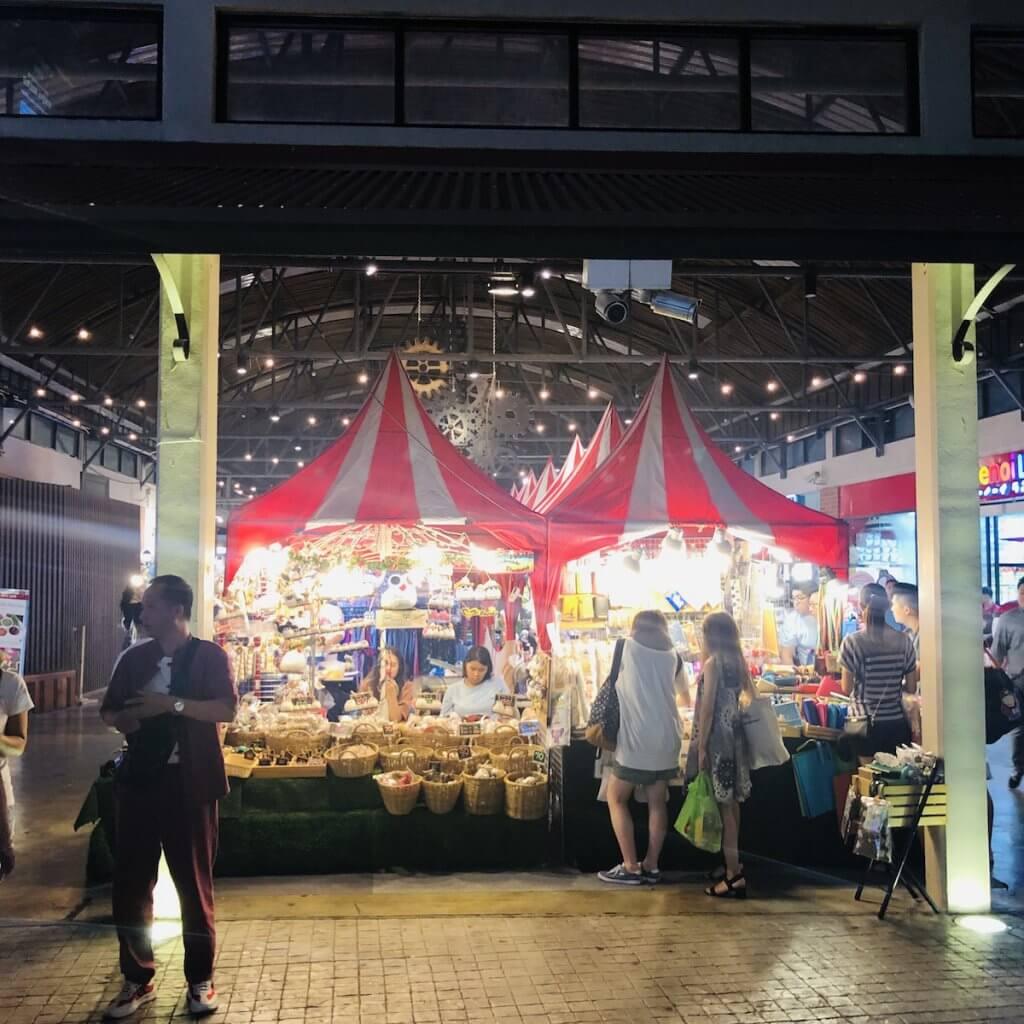 タイ旅行レポートアジアティーク2